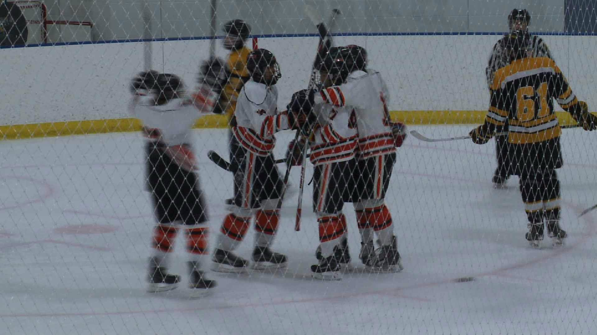Tenafly vs. West Milford ice hockey video highlights