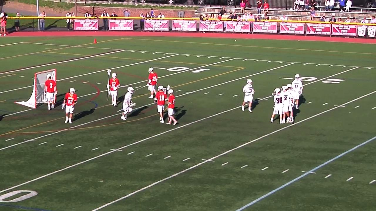 Ridgewood vs. Bergen Catholic boys' lacrosse video highlights