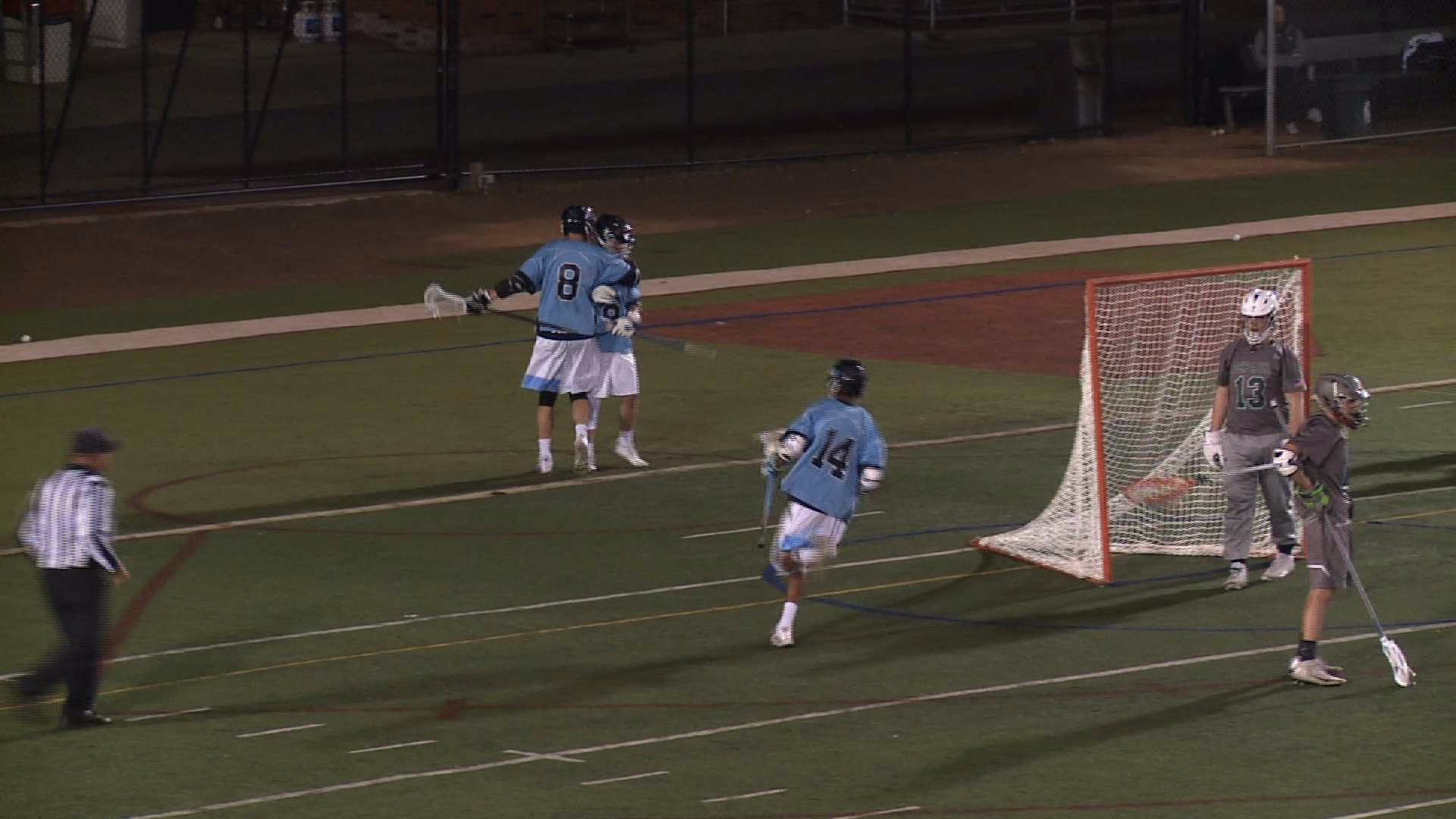 Wayne Valley vs. DePaul boys' lacrosse video highlights