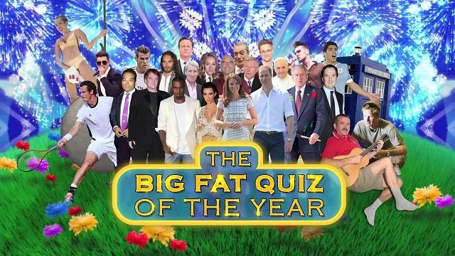 The Big Fat Quiz of the Year - 2015 - Bundle