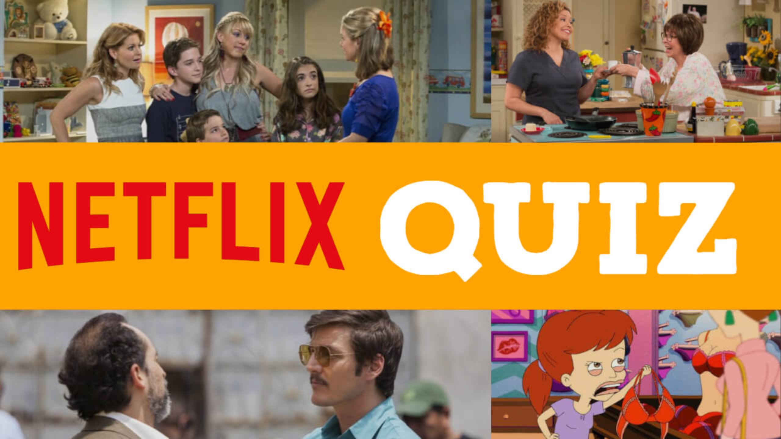 Netflix Quiz - Quick Questions