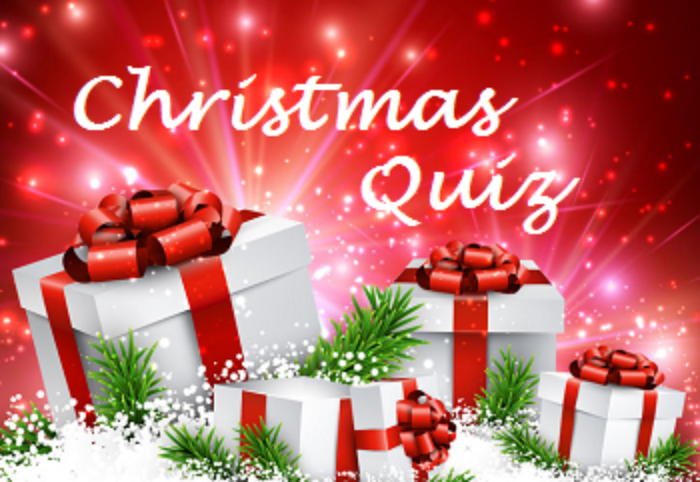 Christmas Quiz - 16 - Quick Questions