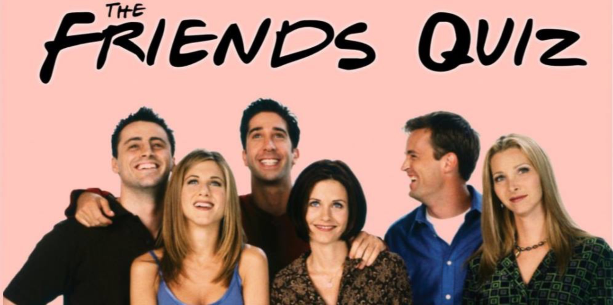 Friends Bumper Quiz - Quick Questions