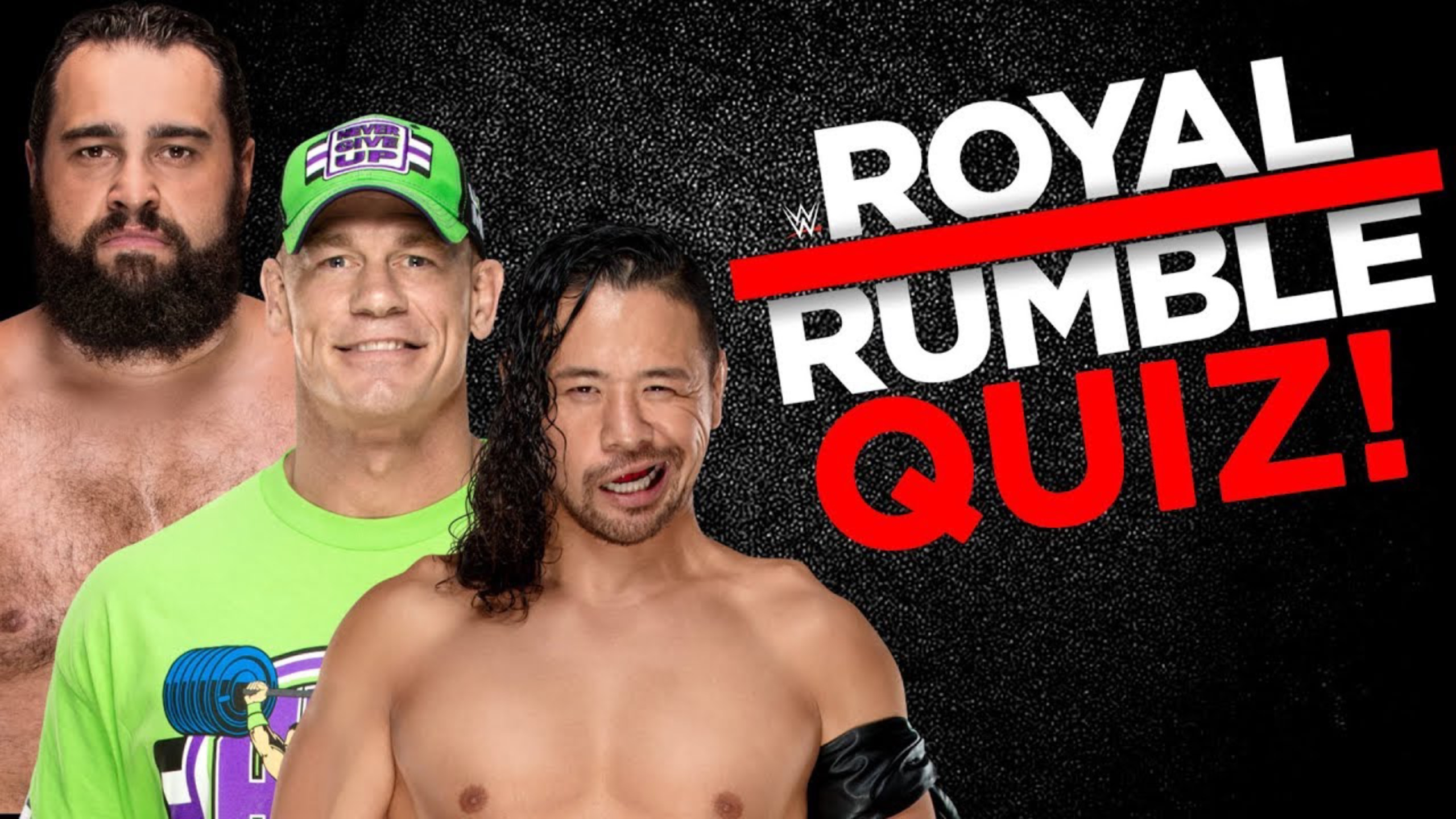 WWE Royal Rumble - Quick Questions - 1