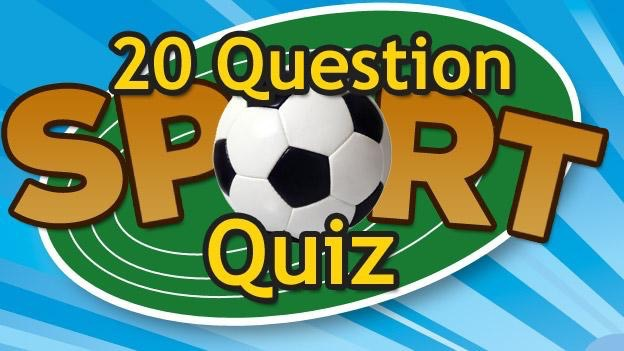 General Knowledge Sport - 33 - Quick Questions