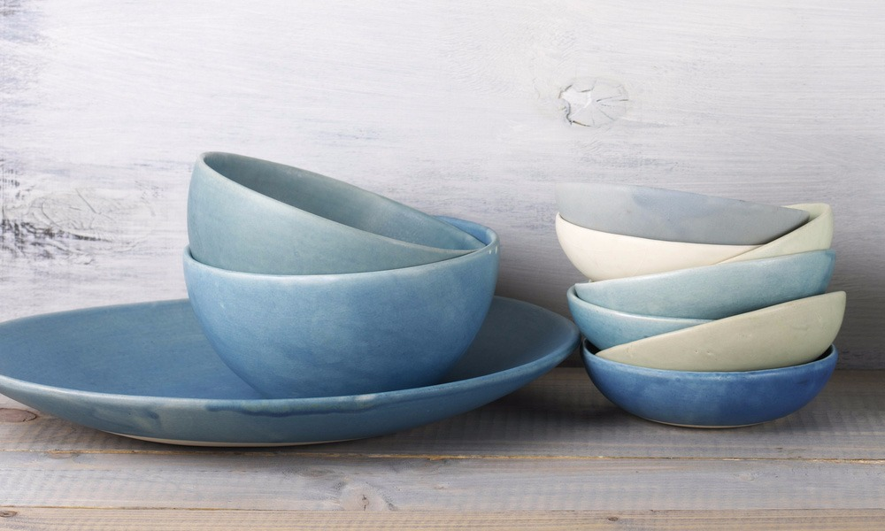 Cereal Bowls - Set of 4