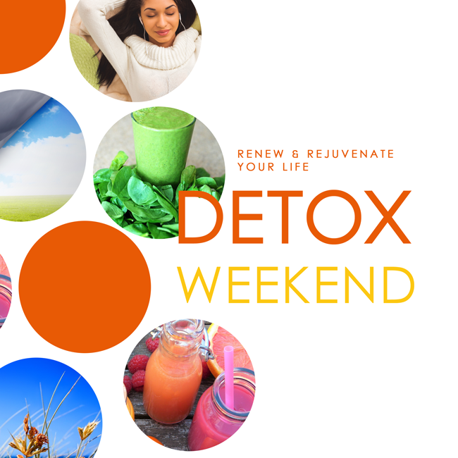 Renew Your Life Detox Weekend