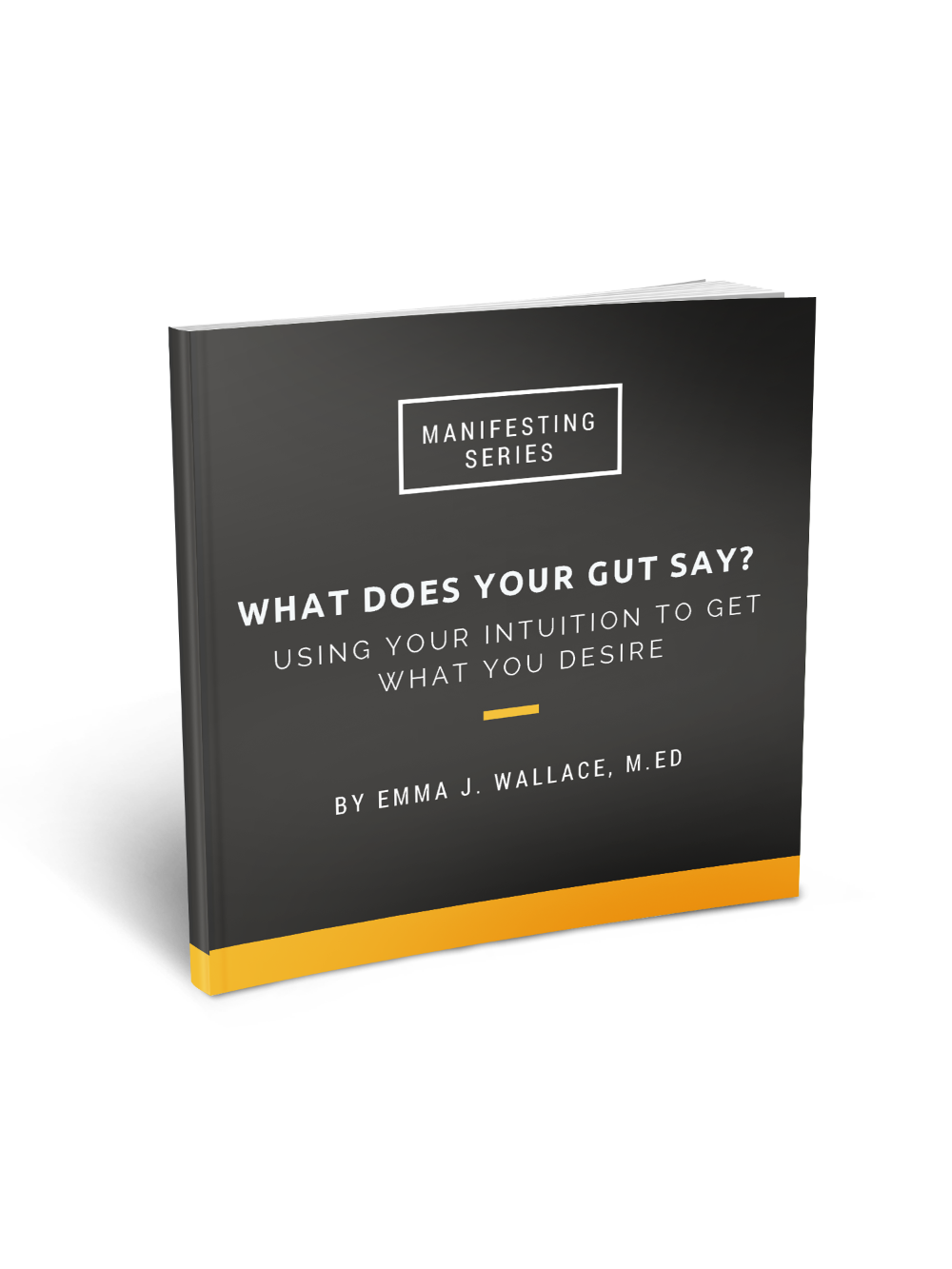 What Does Your Gut Say - Intuition Workbook