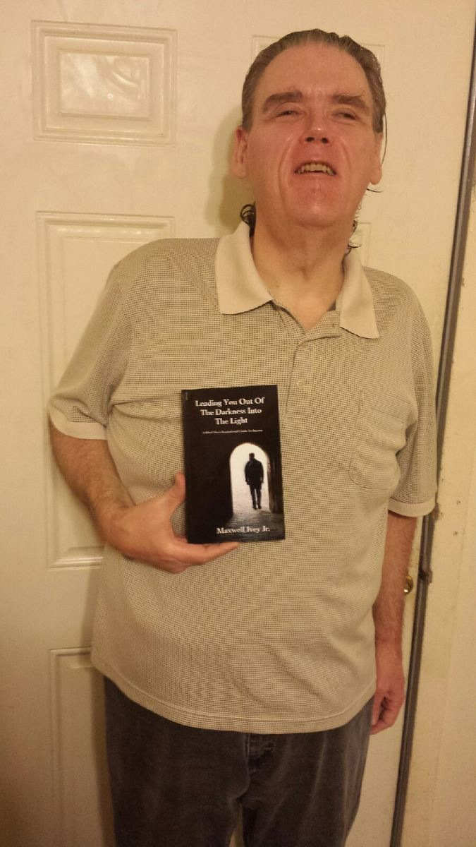 Get an autographed copy of Leading You Out of the Darkness Into the Light