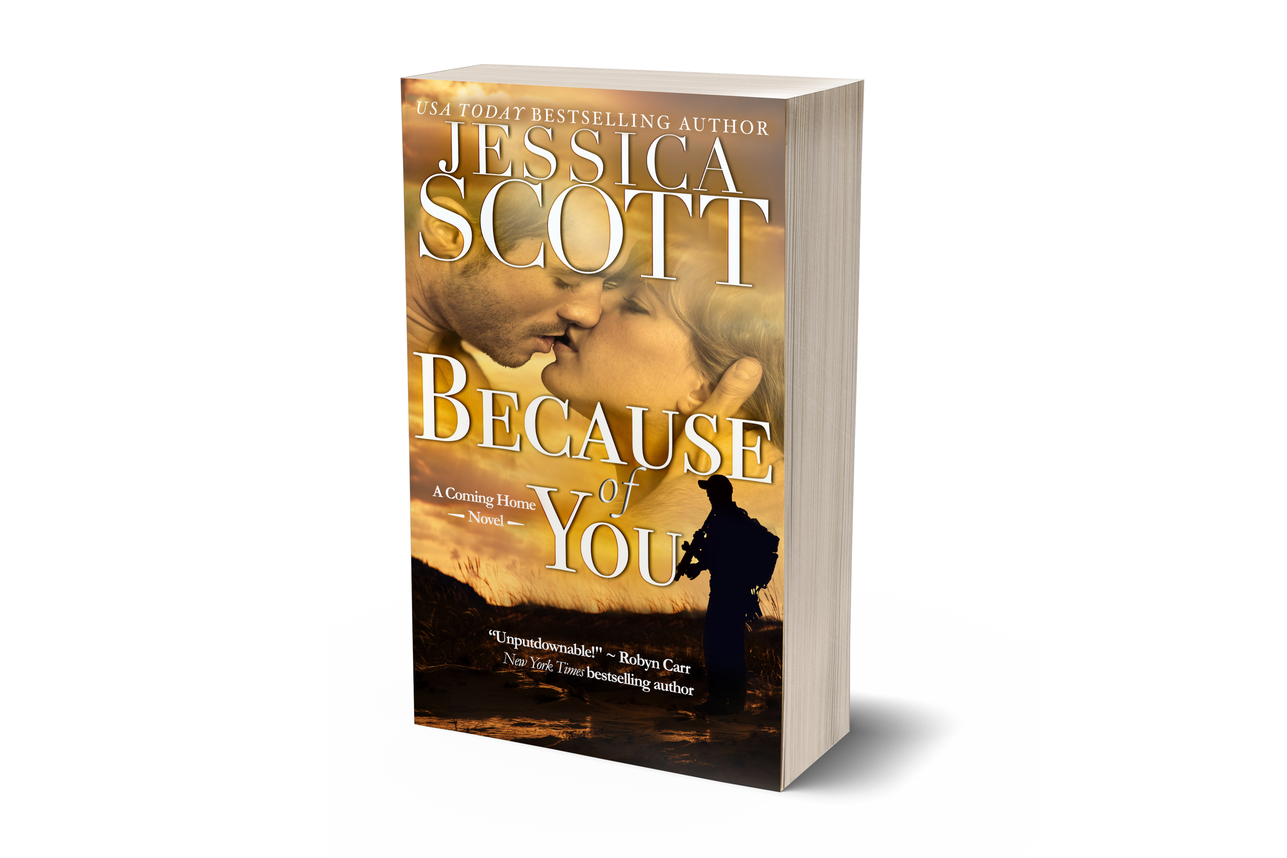 Because of You - Trade Paperback