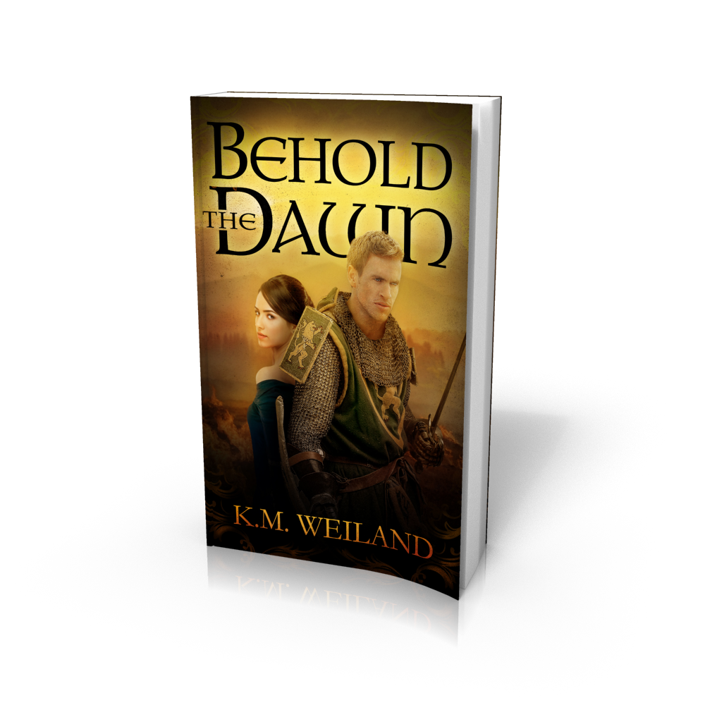 Behold the Dawn Paperback