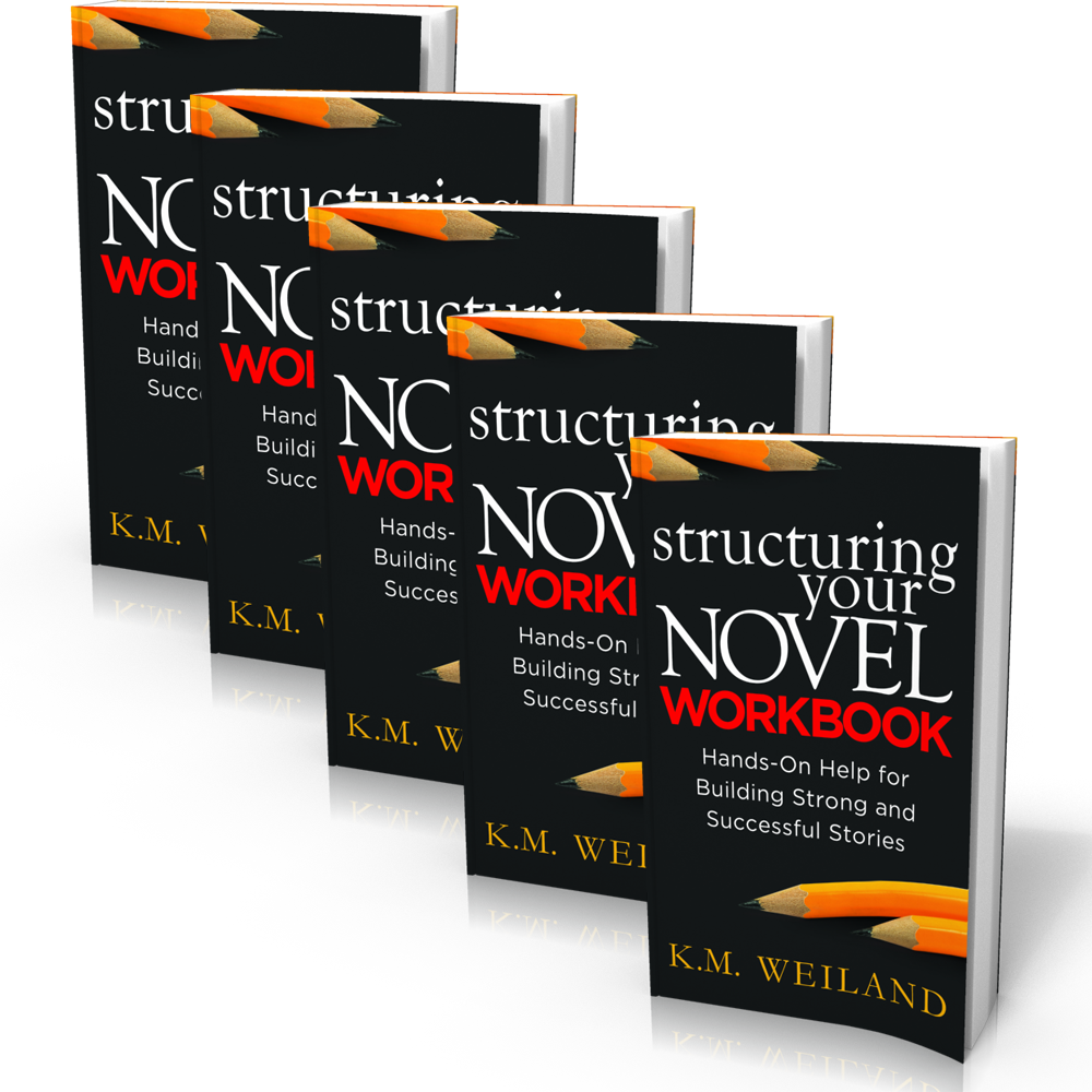 Structuring Your Novel Workbook - Bulk Pricing