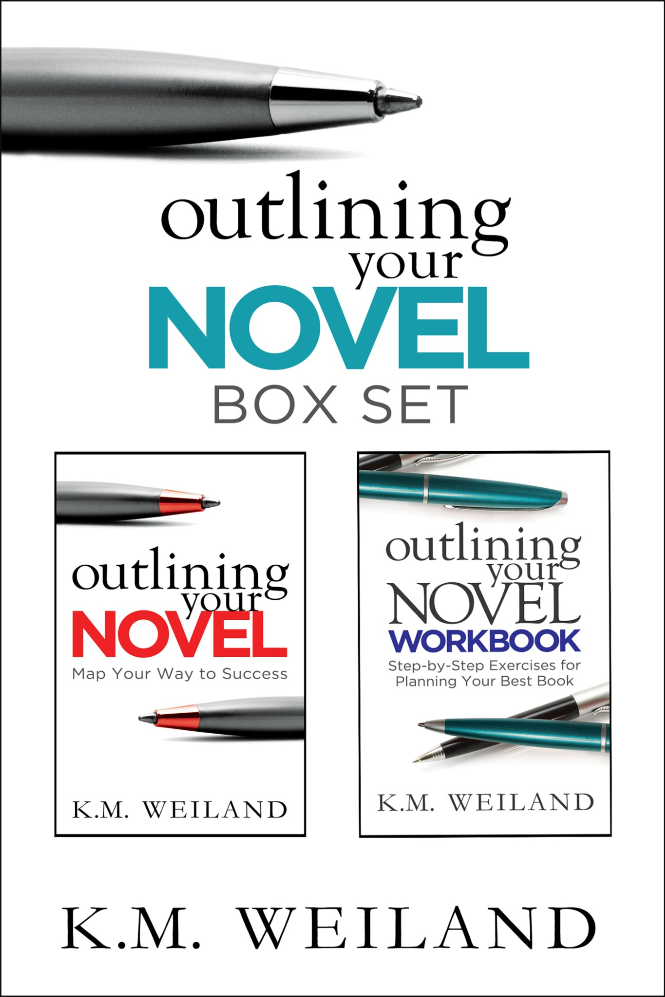 Outlining Your Novel E-Book Box Set