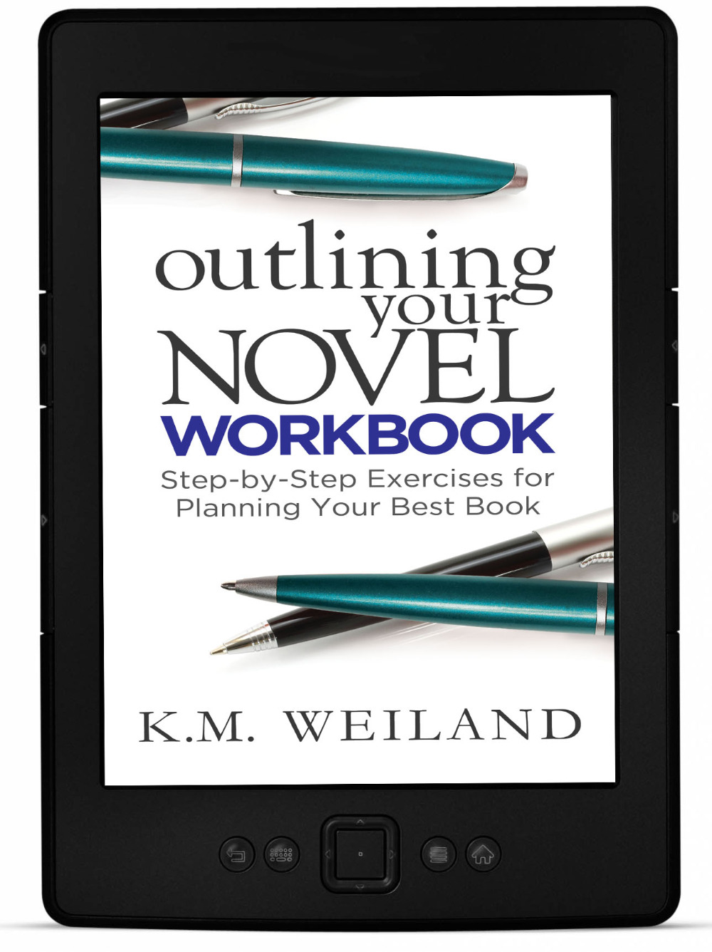 Outlining Your Novel Workbook E-Book