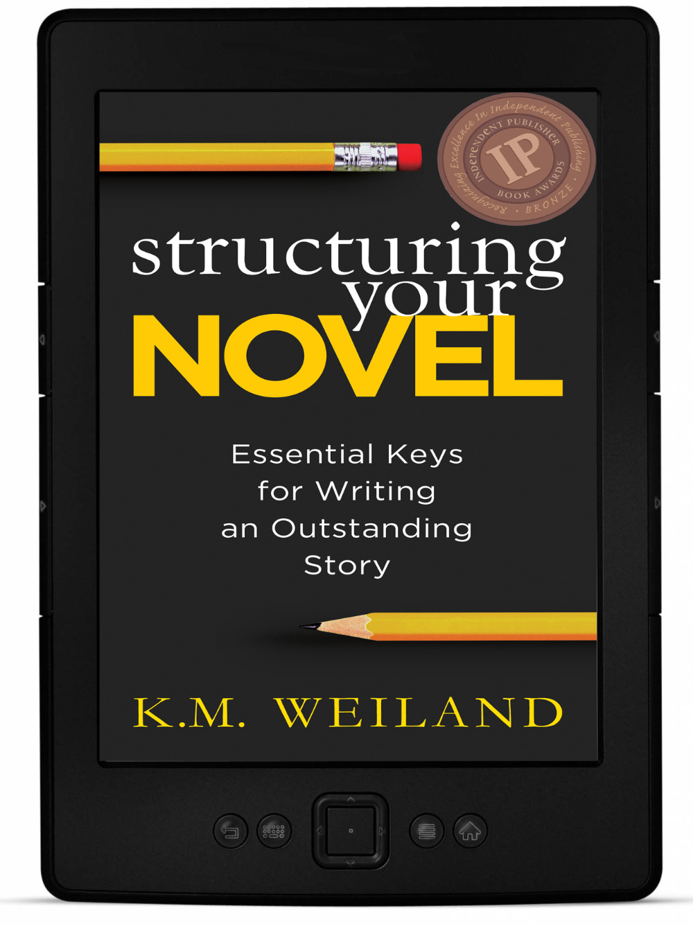 Structuring Your Novel E-Book