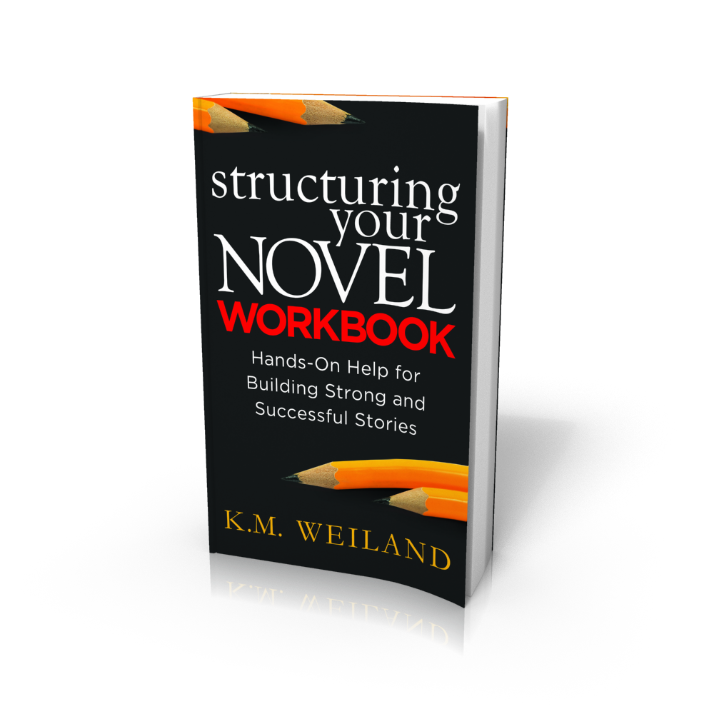 Structuring Your Novel Workbook Paperback