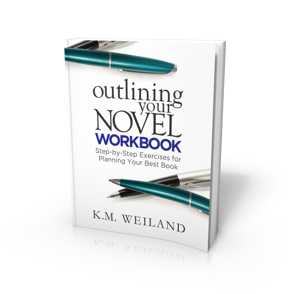 Outlining Your Novel Workbook Paperback