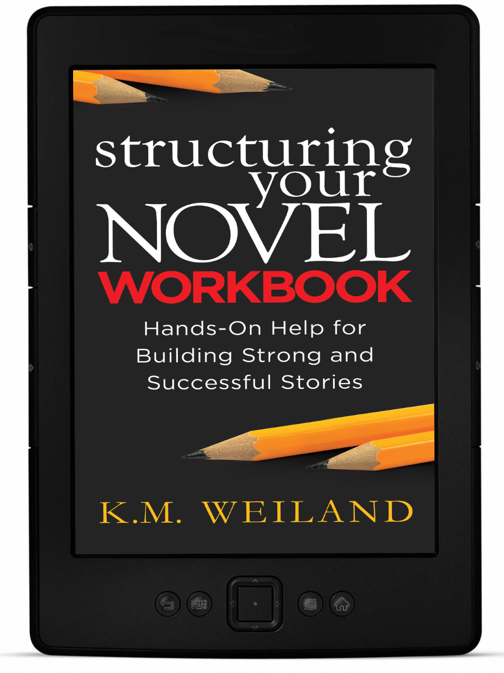 Structuring Your Novel Workbook E-Book