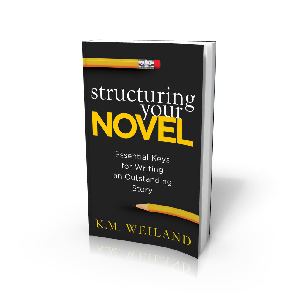 Structuring Your Novel Paperback