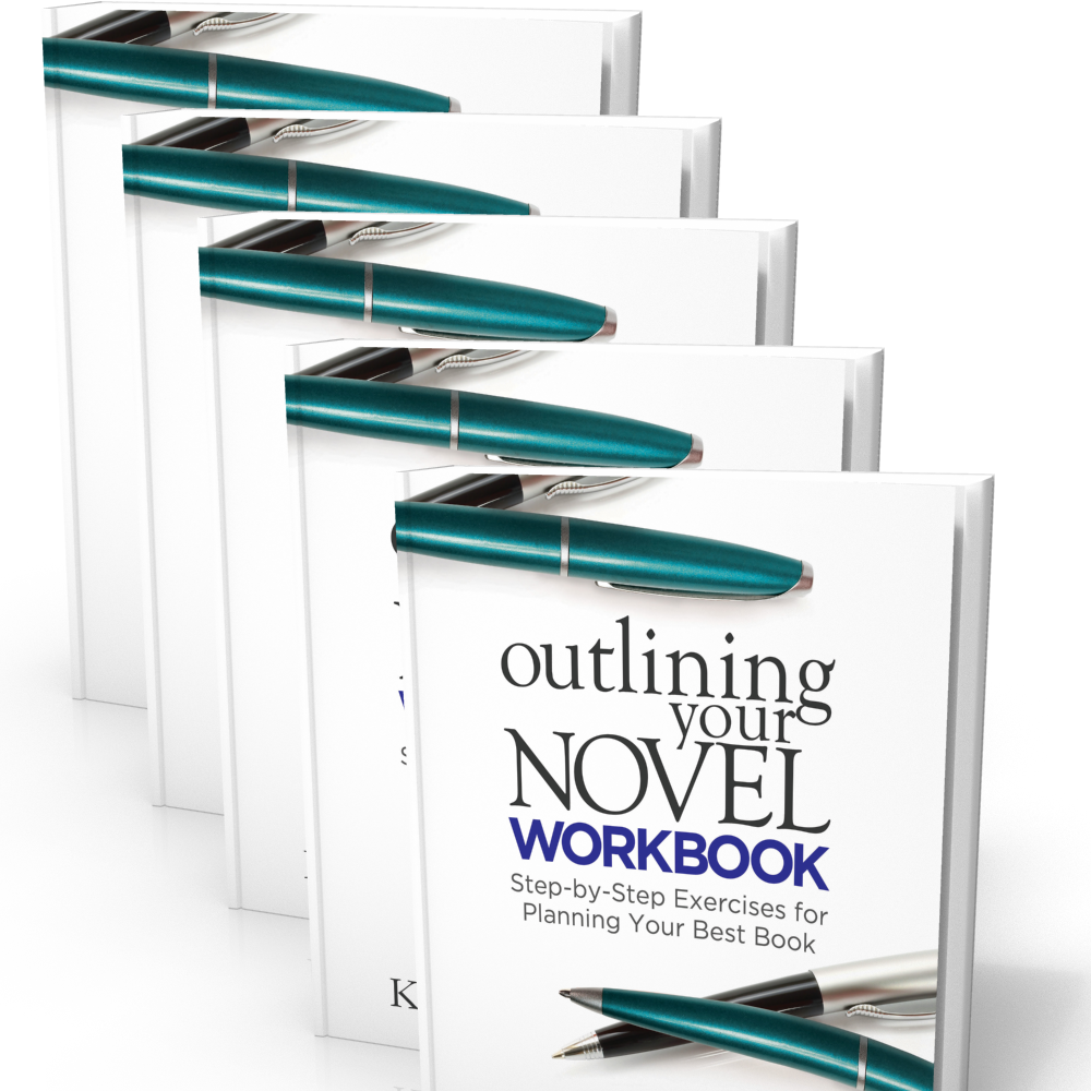 Outlining Your Novel Workbook - Bulk Order