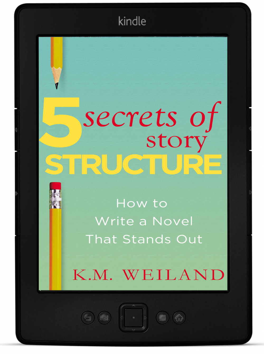 5 Secrets of Story Structure E-Book