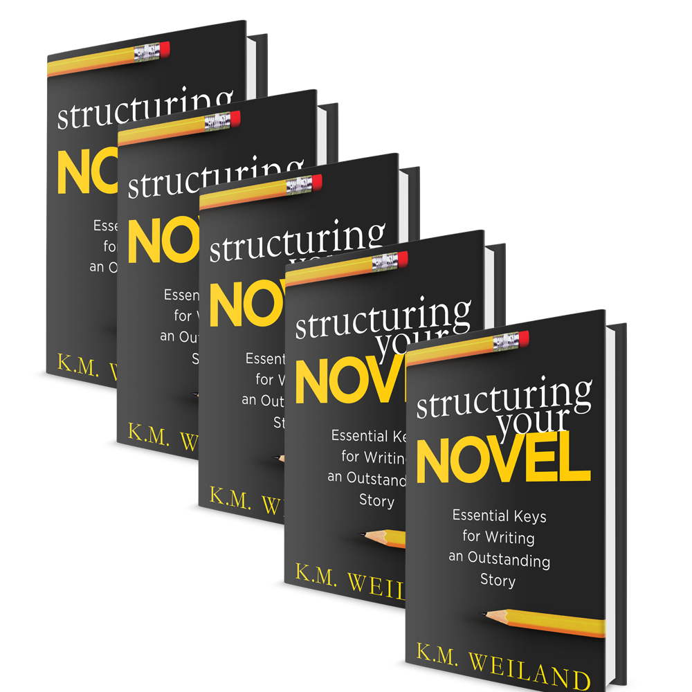 Structuring Your Novel - Bulk Order