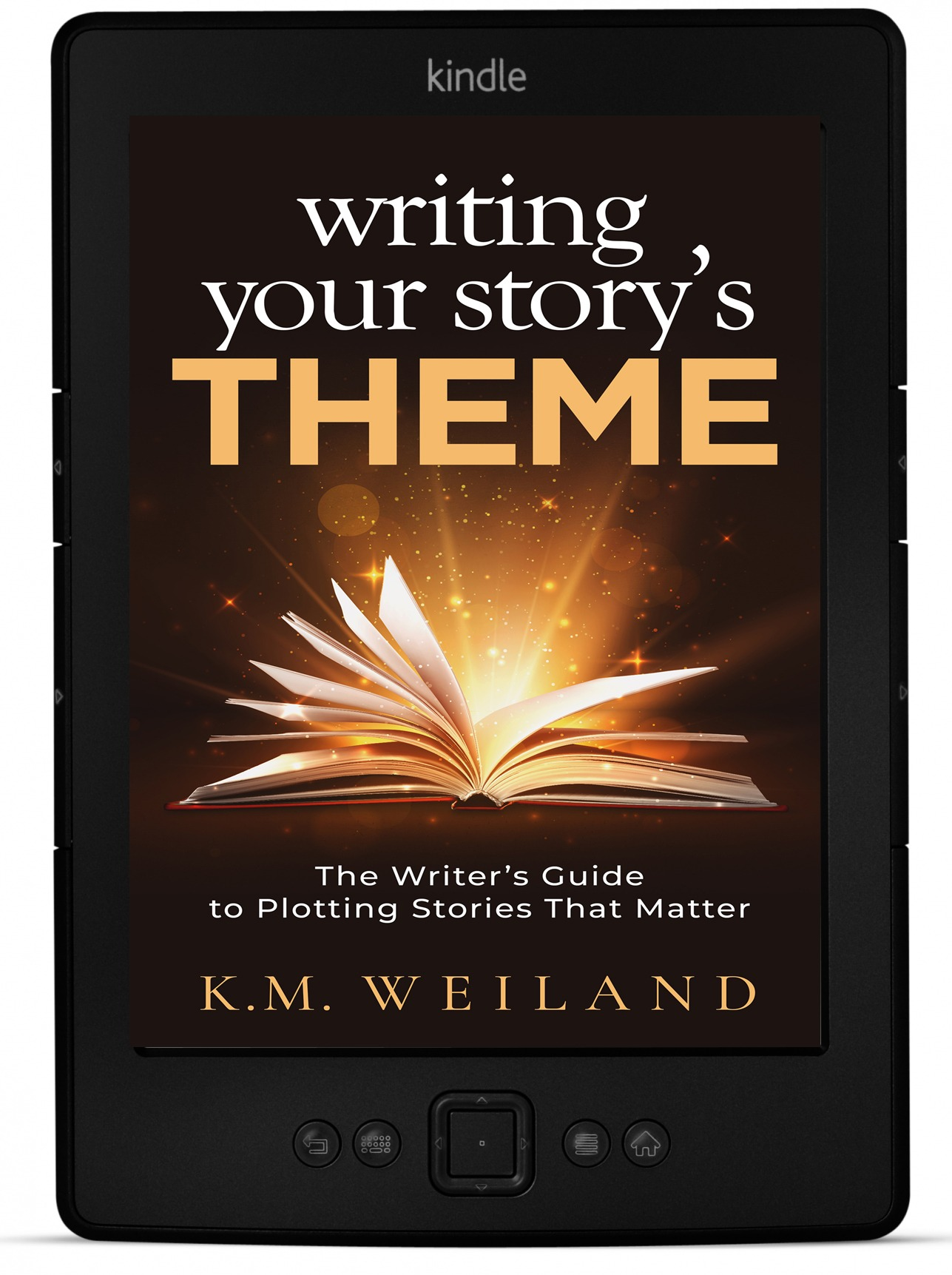 Writing Your Story's Theme E-Book