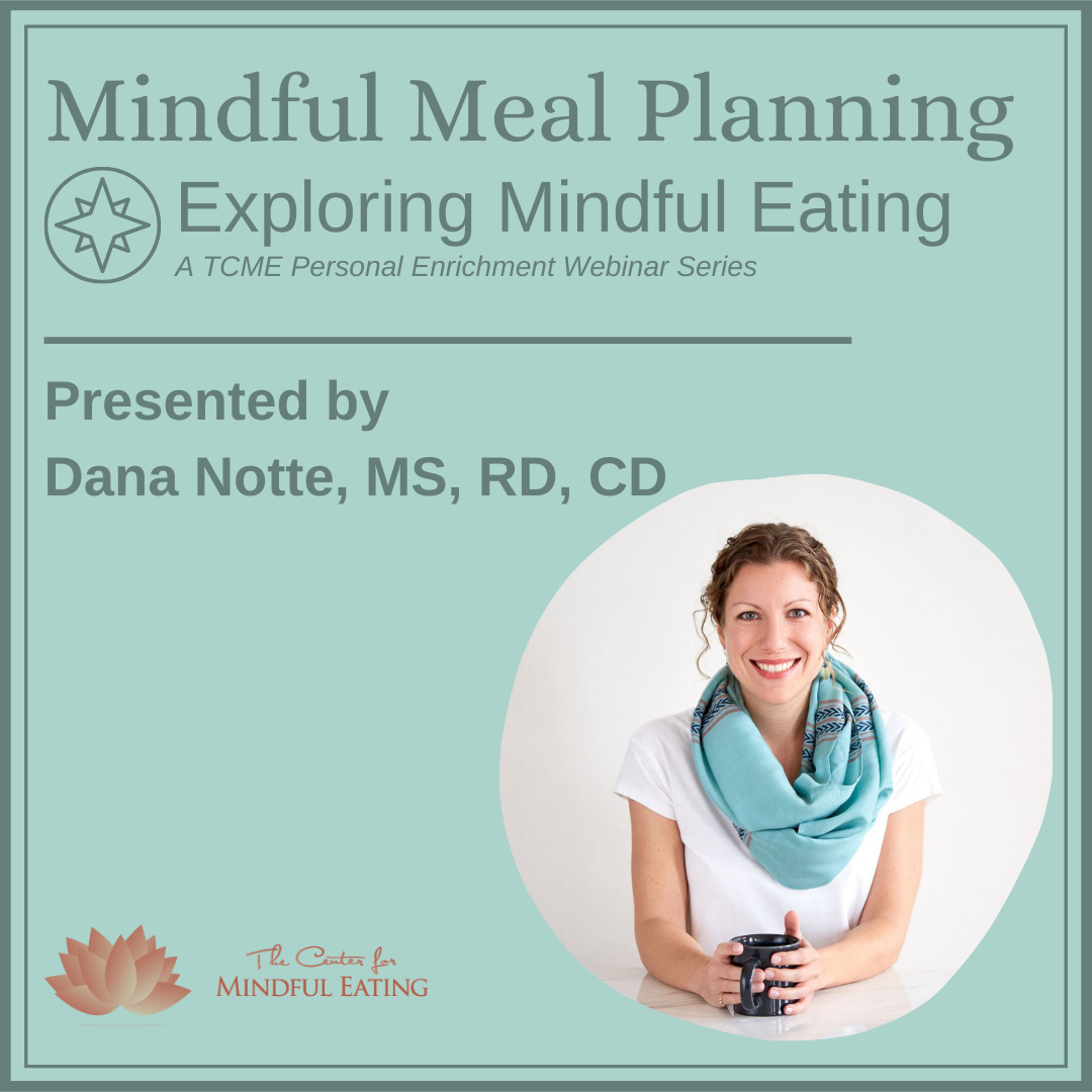 Mindful Meal Planning