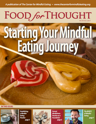 Food for Thought Winter 2017: Starting Your Mindful Eating Journey