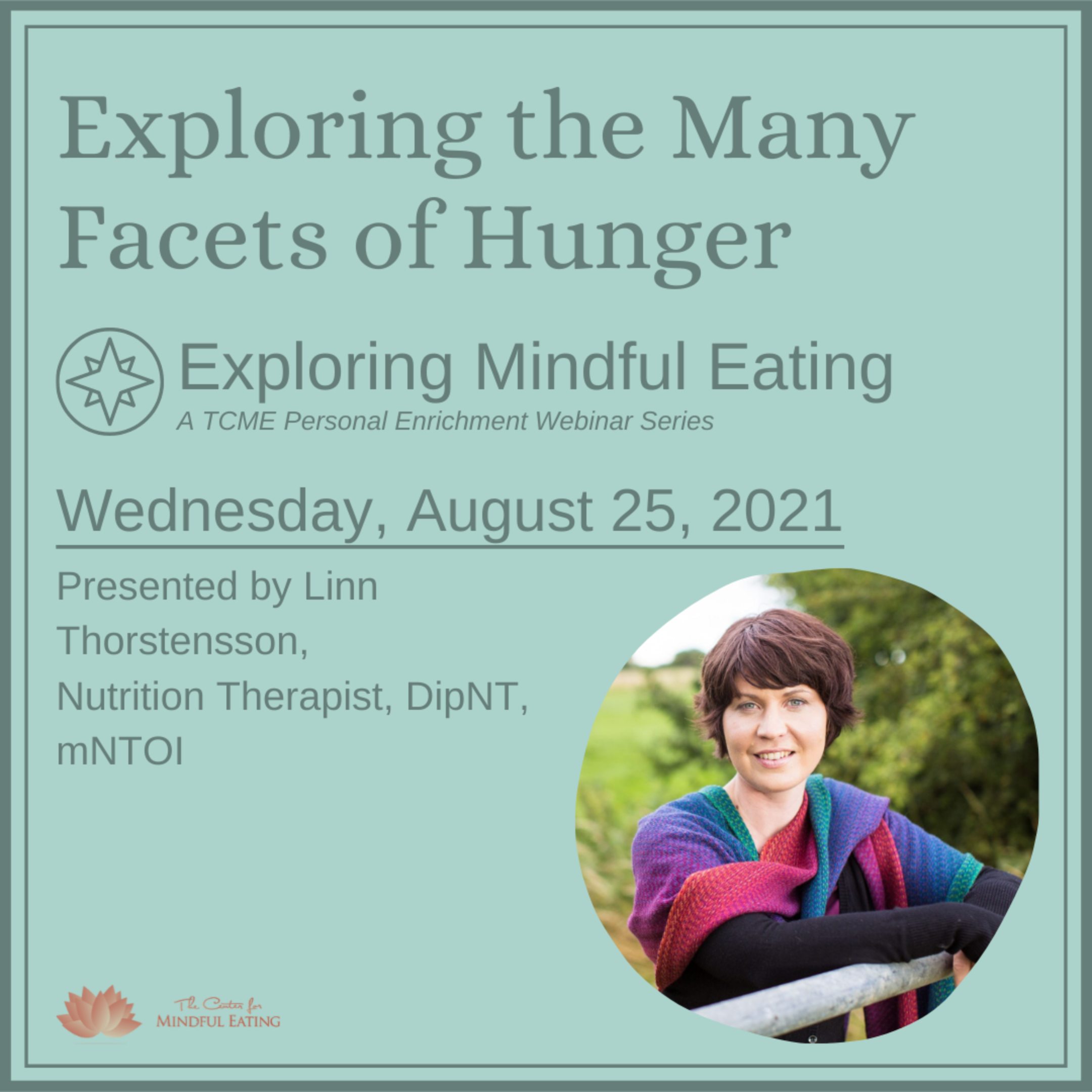Exploring the Many Facets of Hunger