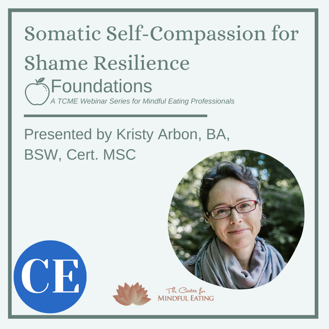 Somatic Self-Compassion for Shame Resilience