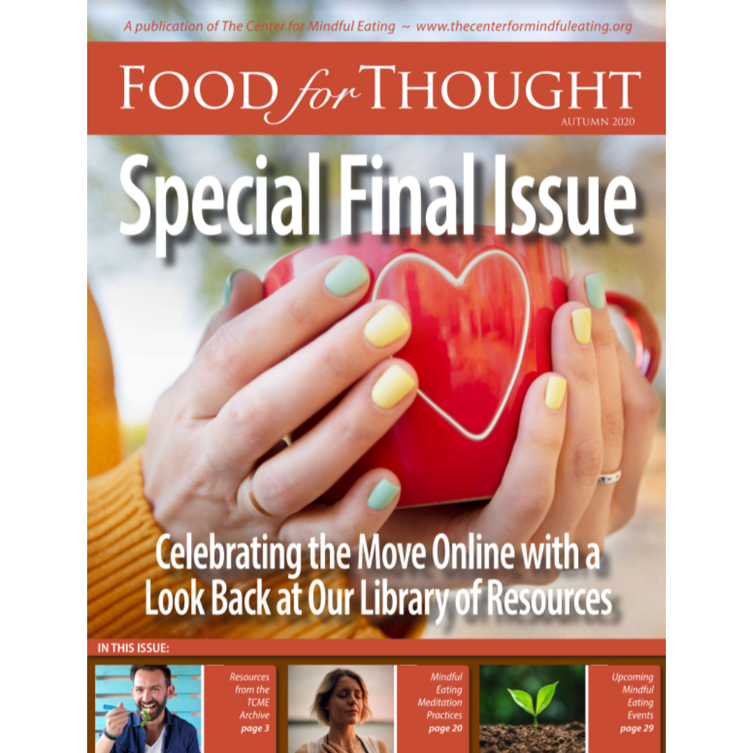 Food for Thought Autumn 2020- A Special Final Issue
