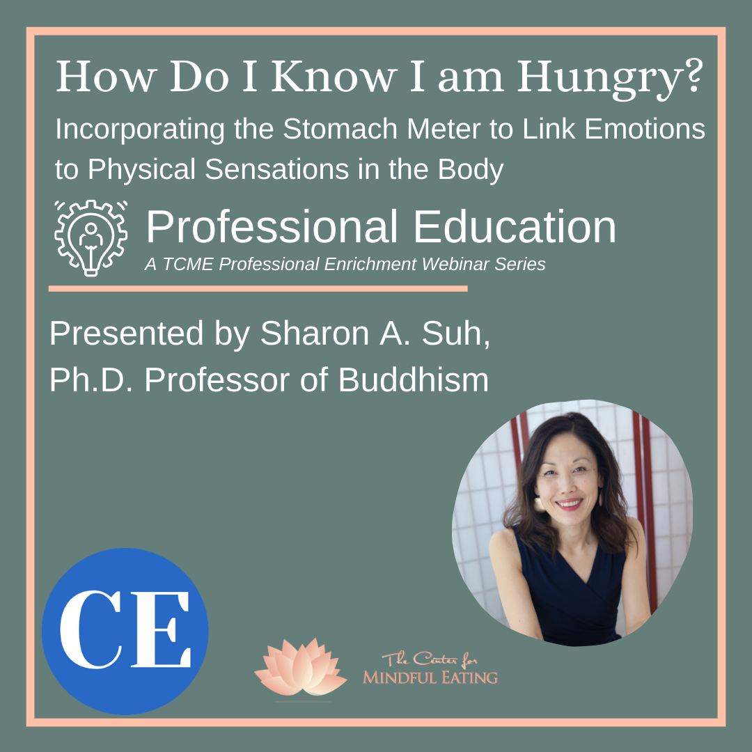How Do I Know I am Hungry? Incorporating the Stomach Meter