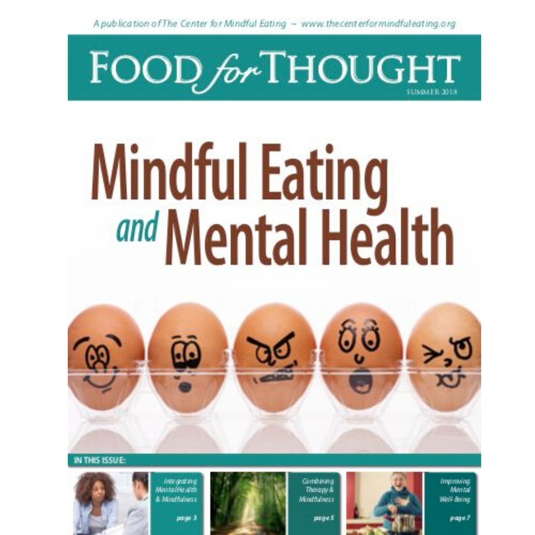 Food for Thought Summer 2018: Mental Health