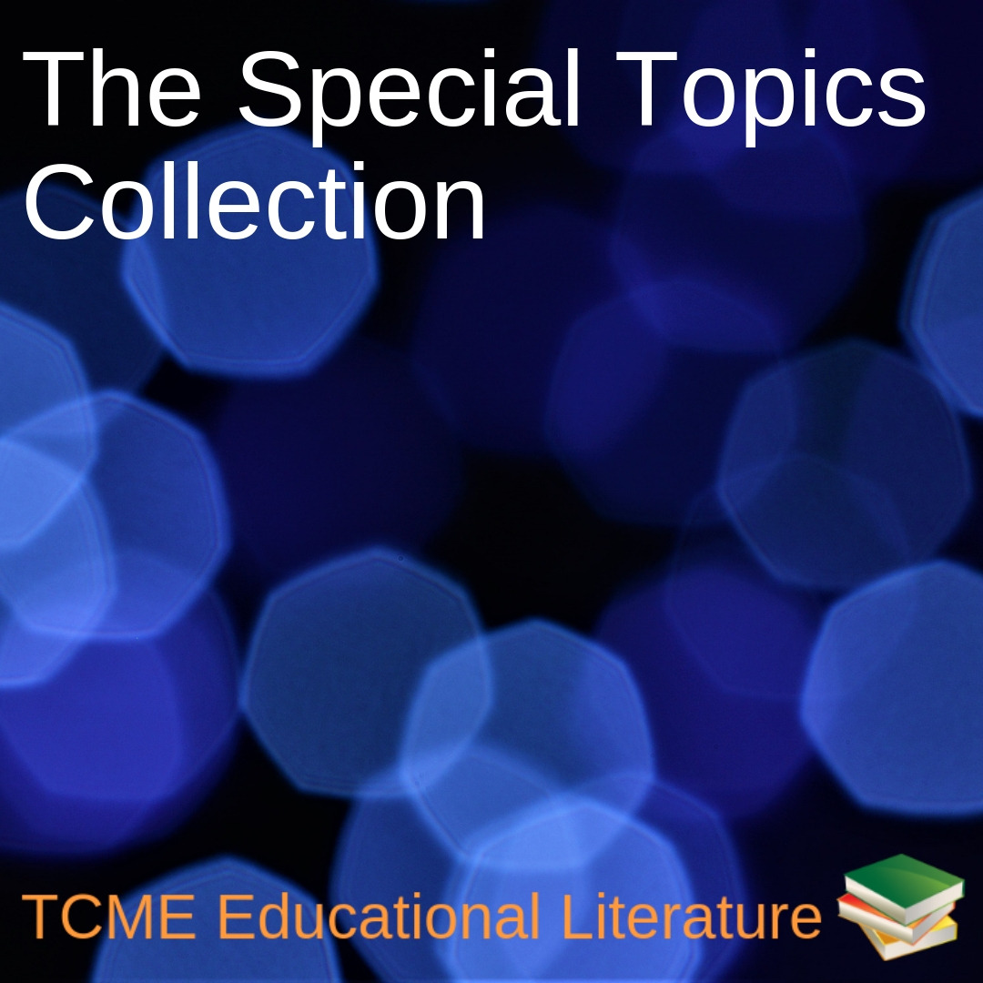 Educational Literature: Special Topics in Mindful Eating Collection