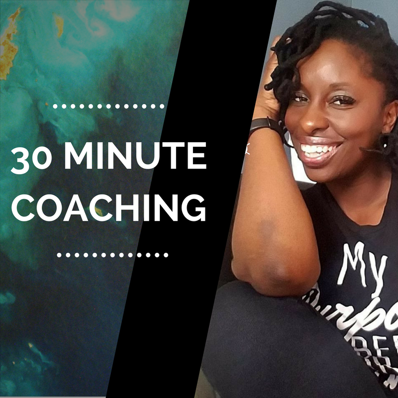 30 Minute Coaching