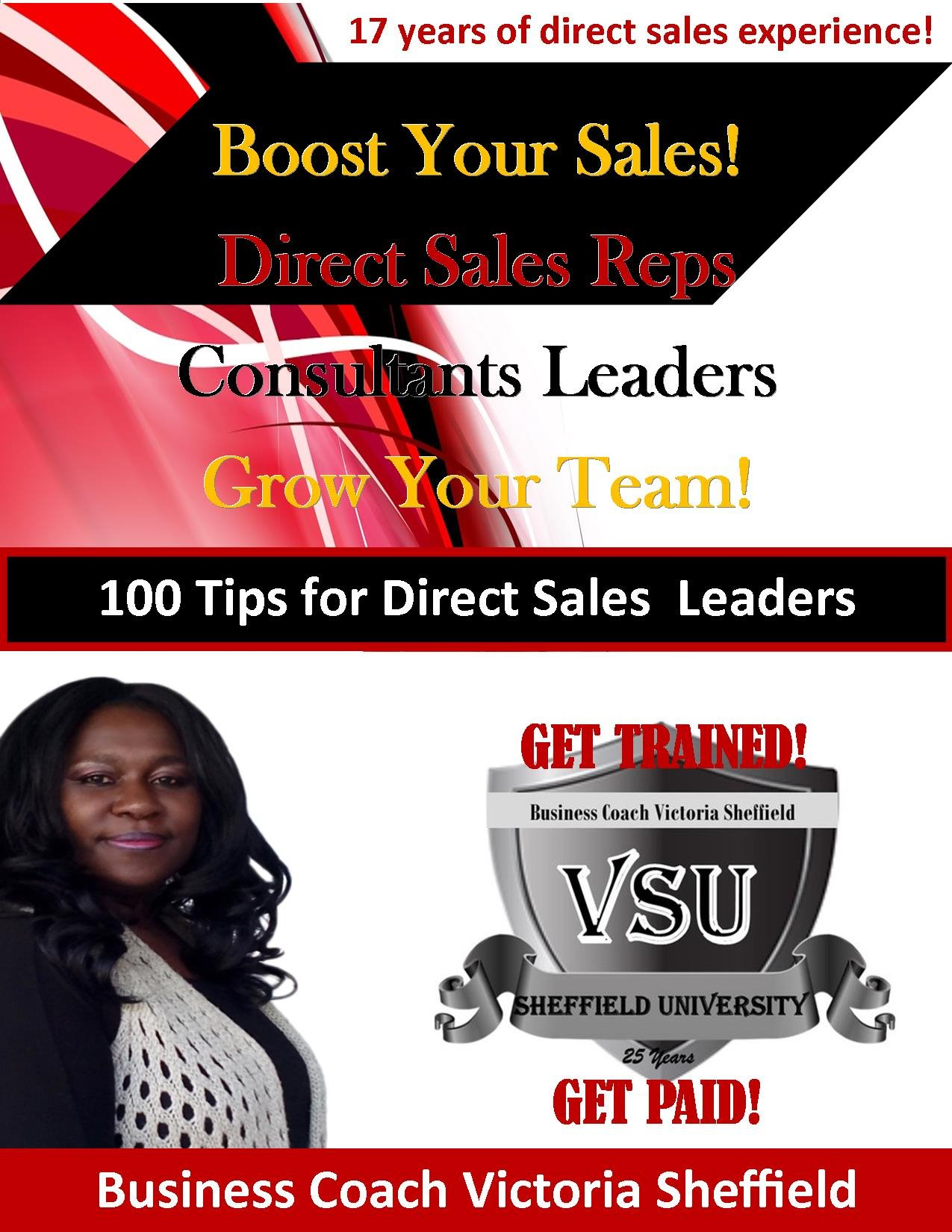 100 Tips for Direct Sales Leaders