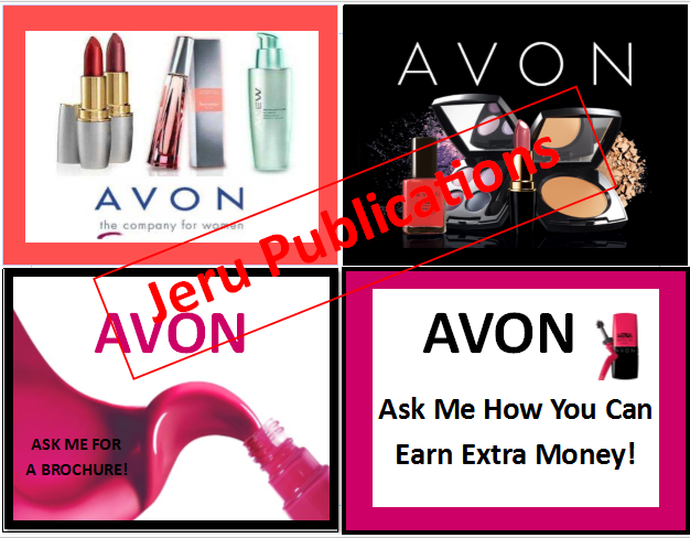 Avon Postcards