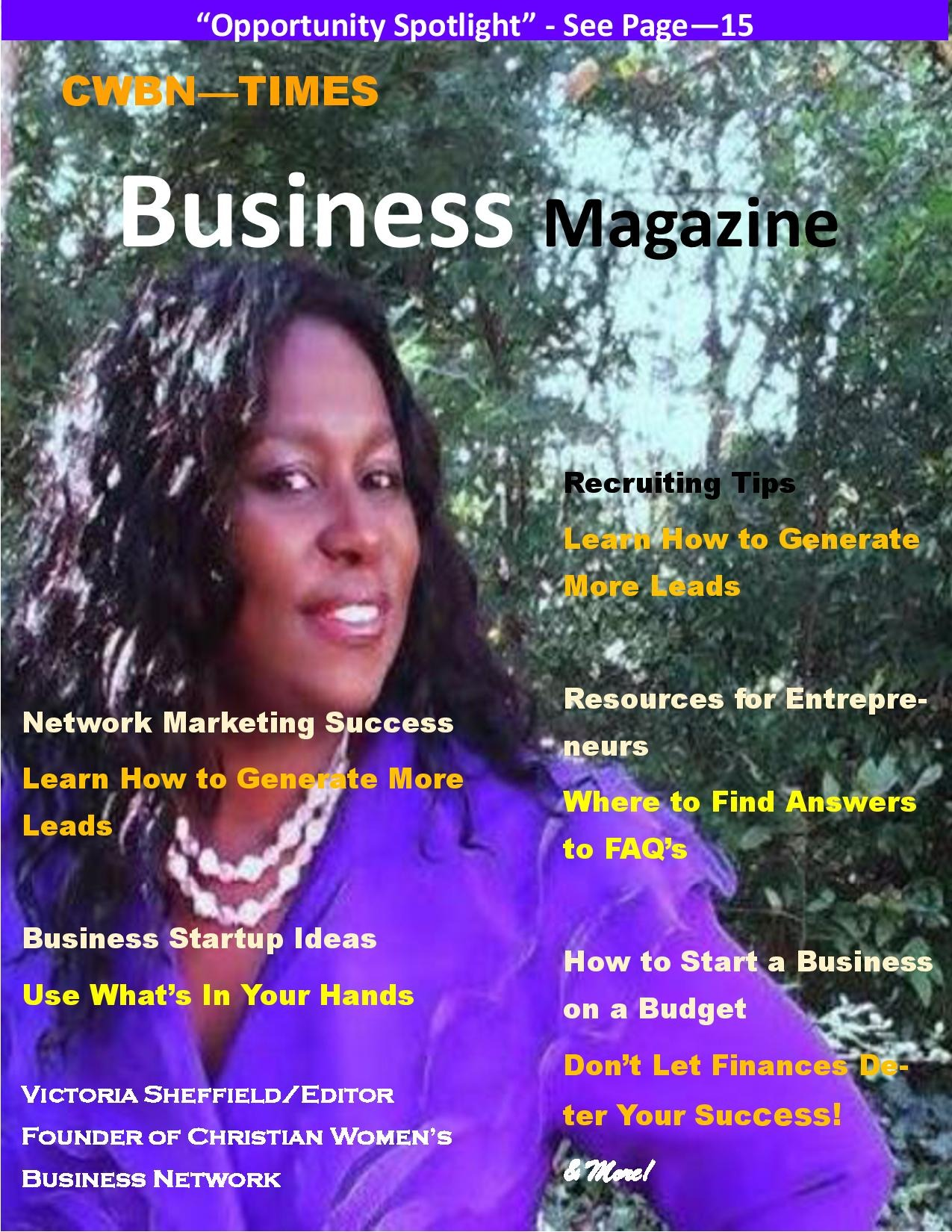 CWBN Times Business Magazine