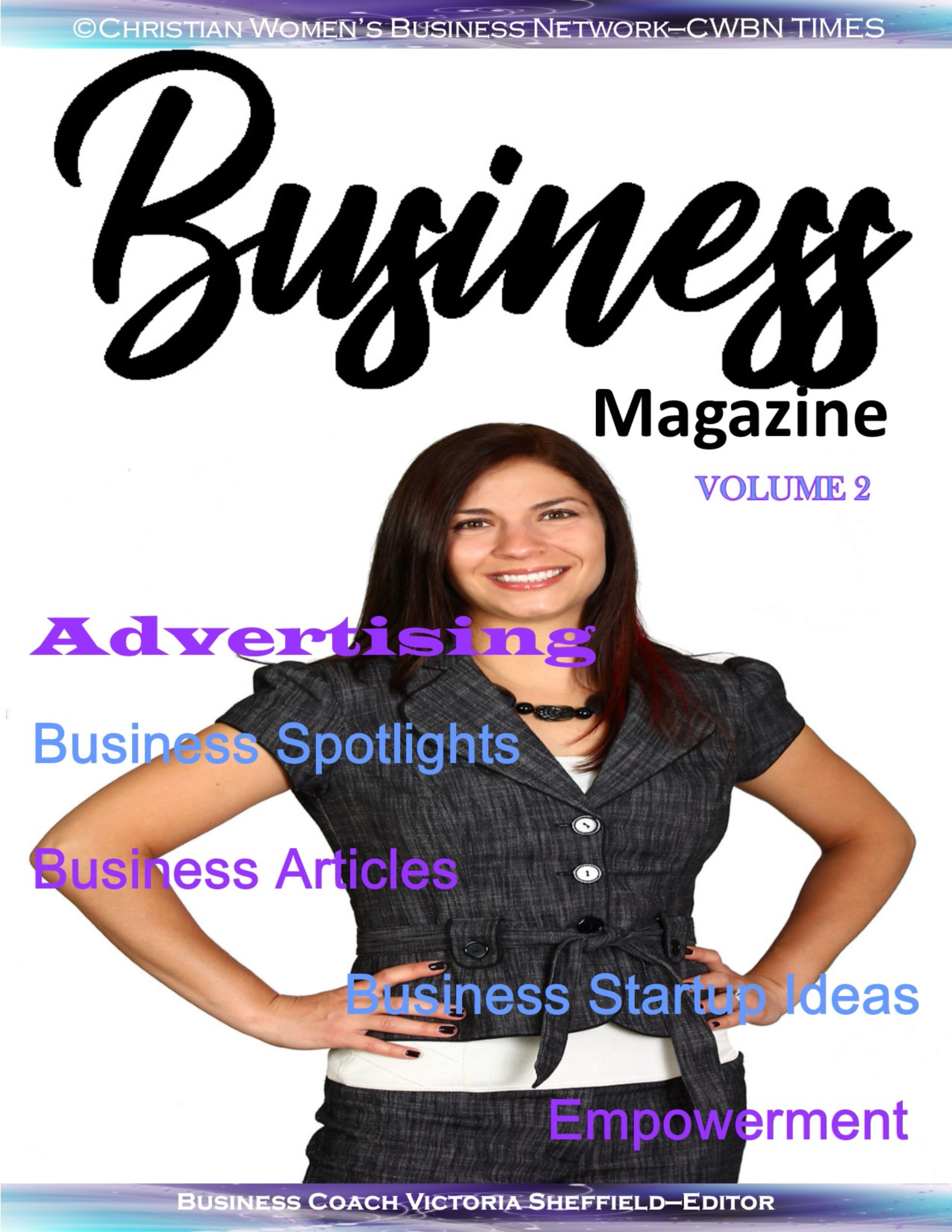 CWBN Times - Business Magazine - Volume 2