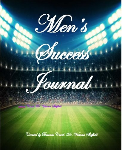 Men's Success Journal & Planner