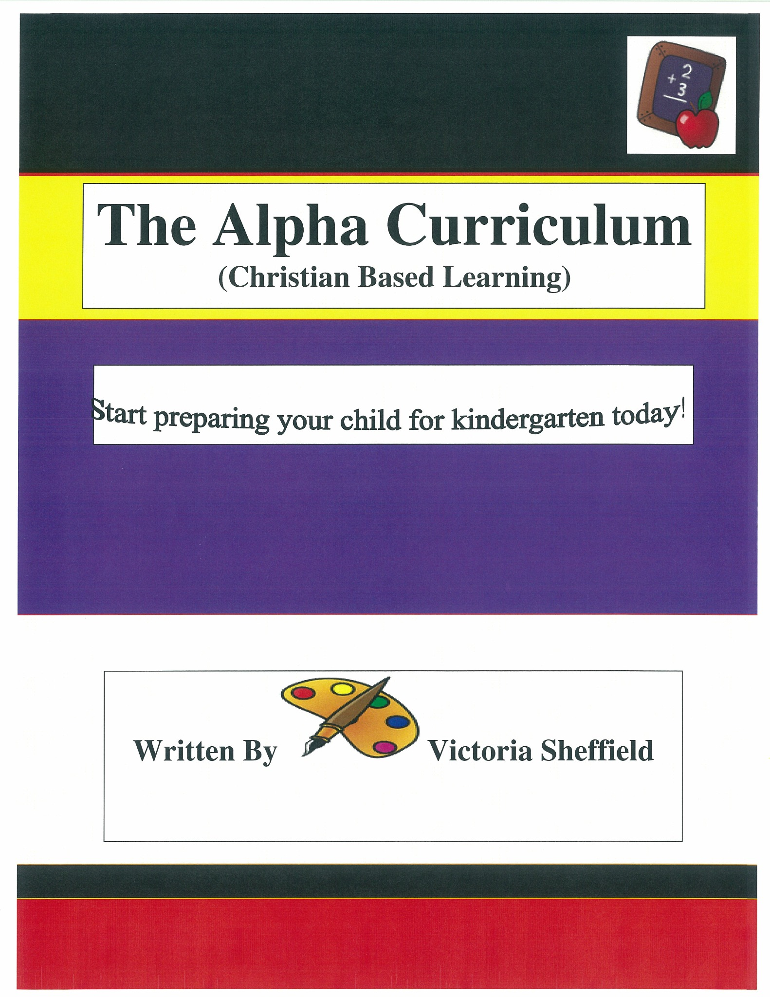 The Alpha Curriculum