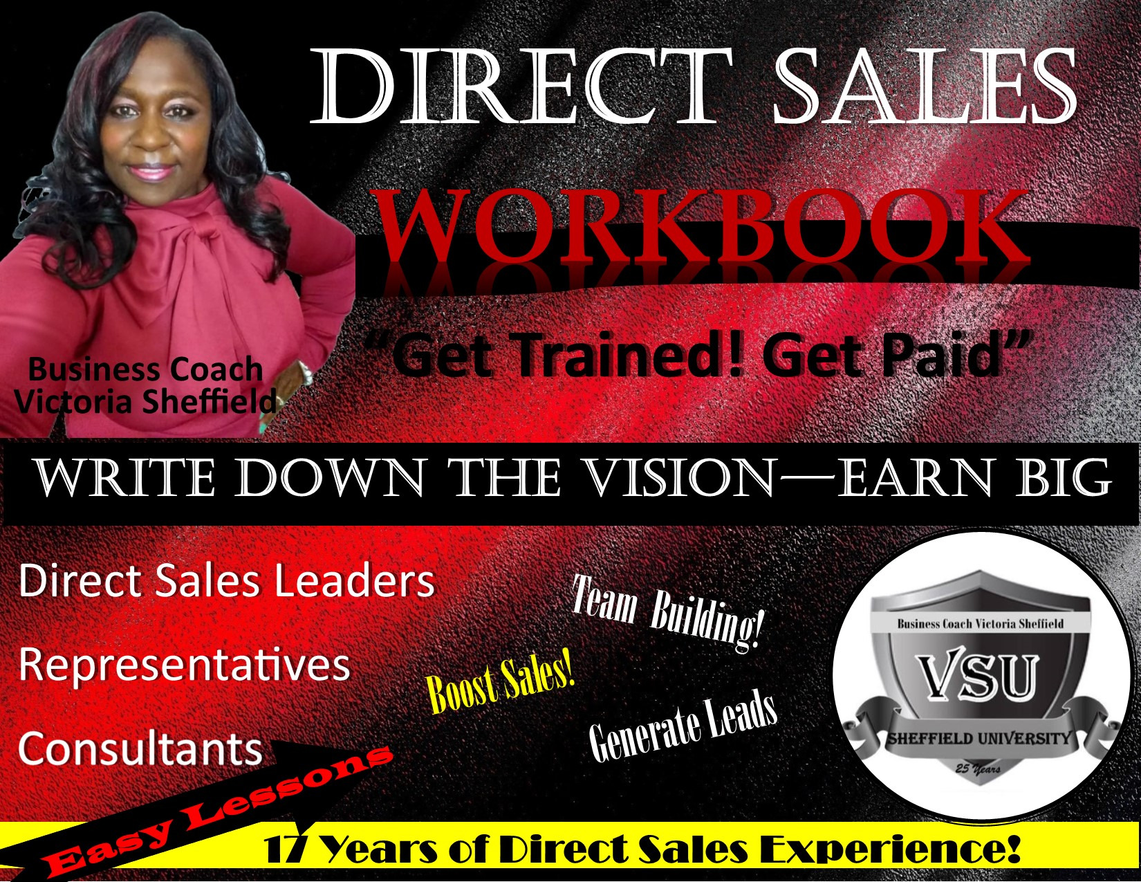 Direct Sales Workbook