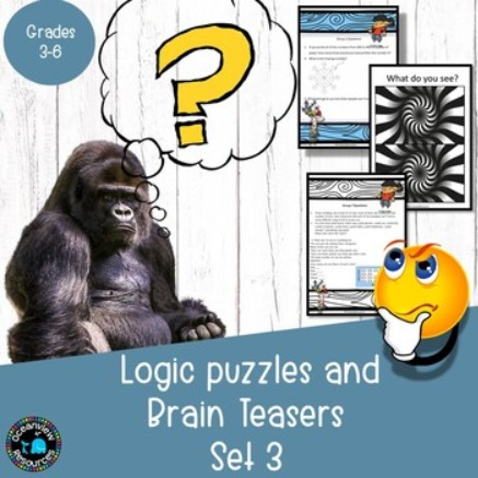 Logical Thinking and Brain Breaks 3rd Edition