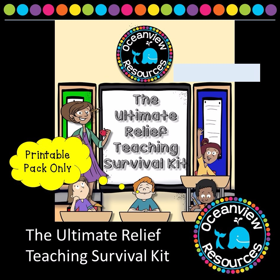 The Ultimate Teaching Survival Kit (PRINTABLES ONLY)