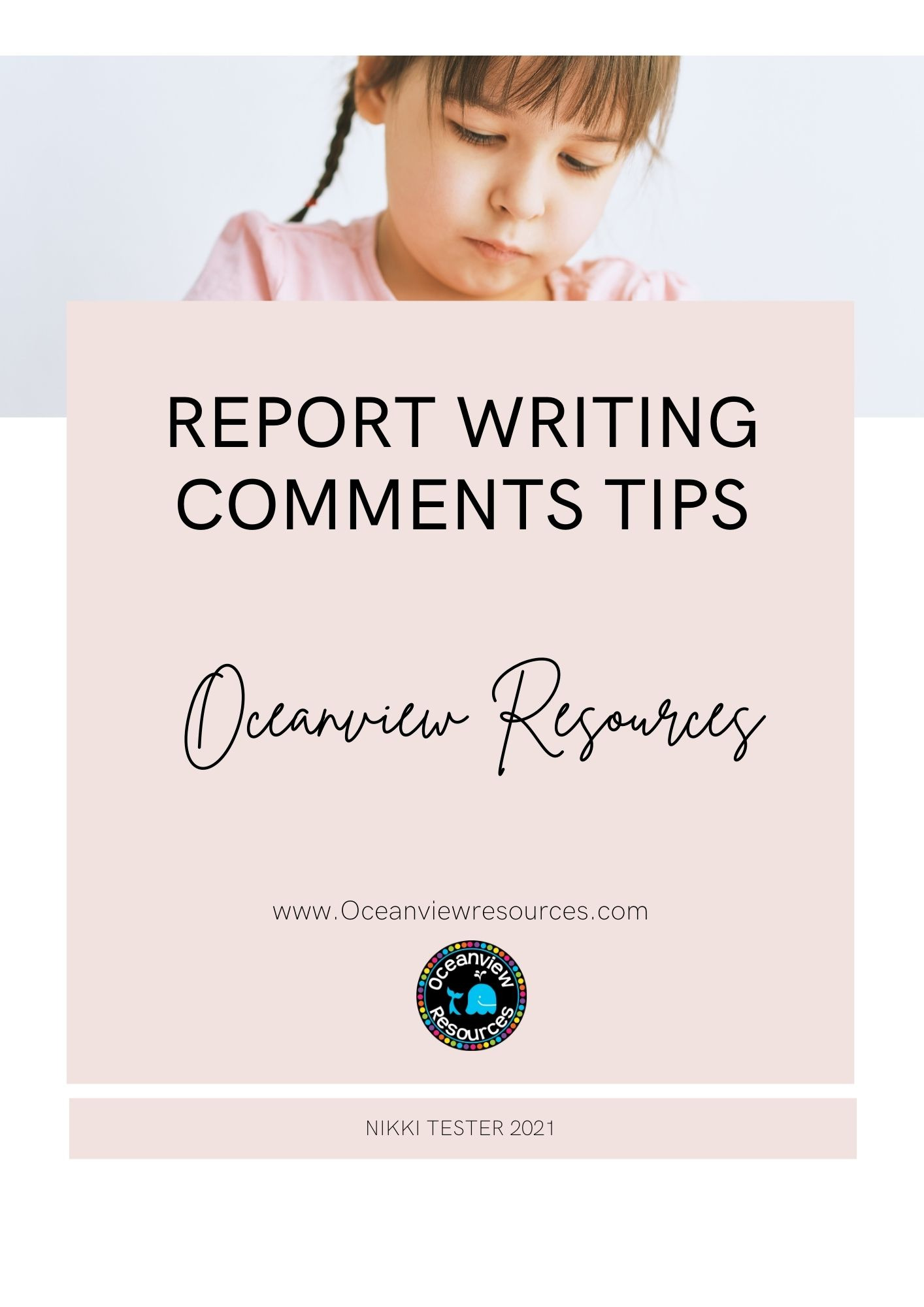 FREE Report Writing Comments