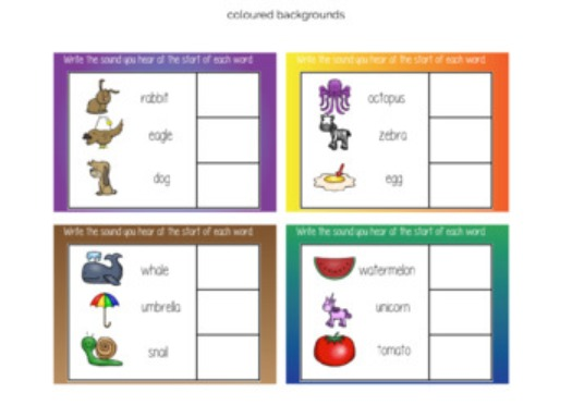 BOOM CARDS-Word Problems Stage 1 - Copy