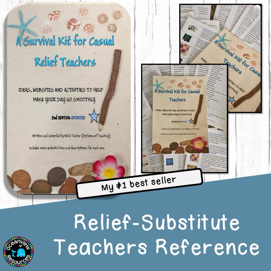 A Survival Kit for Casual Teachers -  eBook