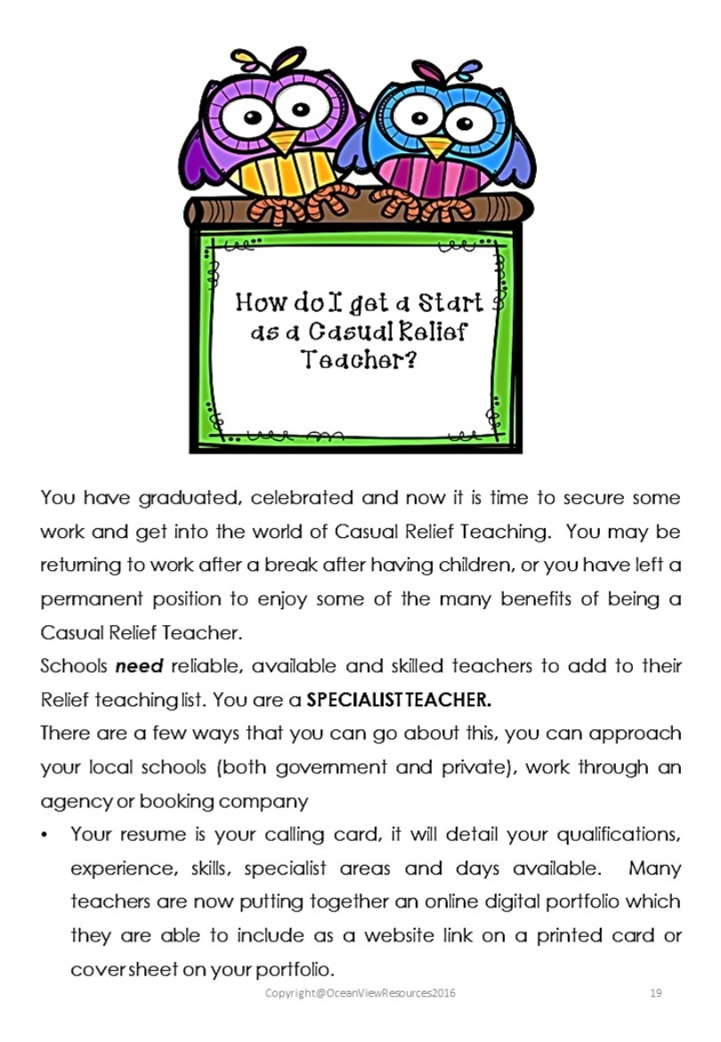 Tips and Tricks for Elementary Teachers -FREE