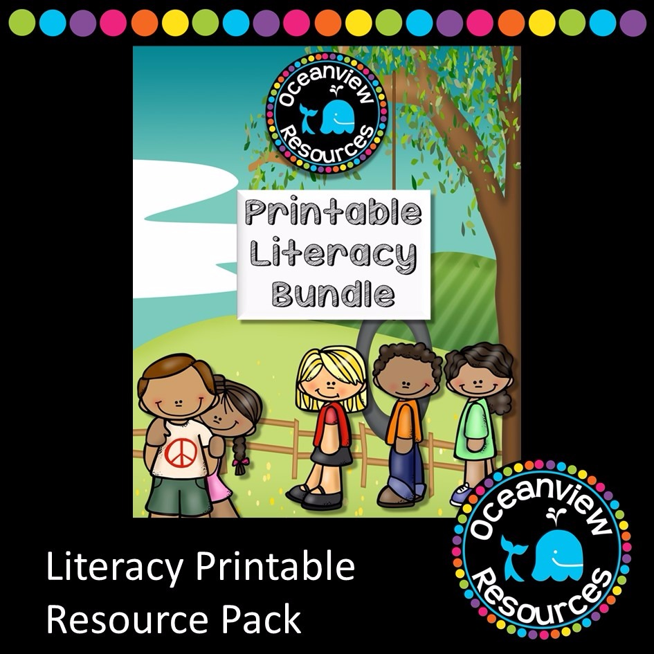 Literacy Printable Resources